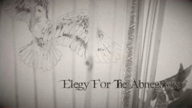 "GHOST CRIES Streaming Video ""Elegy For The Abnegators"""