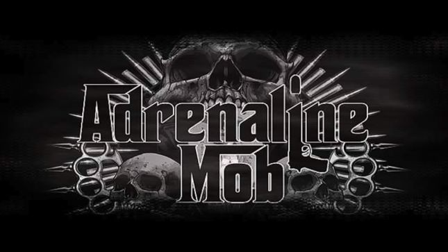 """ADRENALINE MOB - New Song """"Dearly Departed"""" Streaming"""