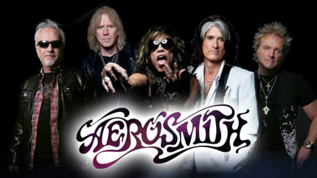 AEROSMITH To Play Two Canadian Dates In July