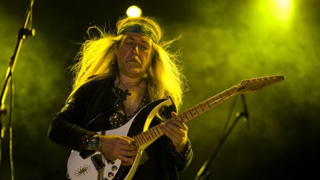 "ULI JON ROTH - ""Virgin Killer"" Track Streaming From SCORPIONS Revisited"