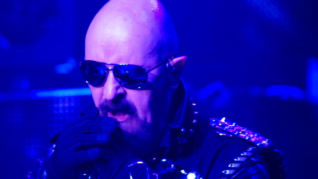 "JUDAS PRIEST Singer Talks About Being The Metal God - ""It's A Wonderful Compliment That's Been Bestowed Upon Me"""