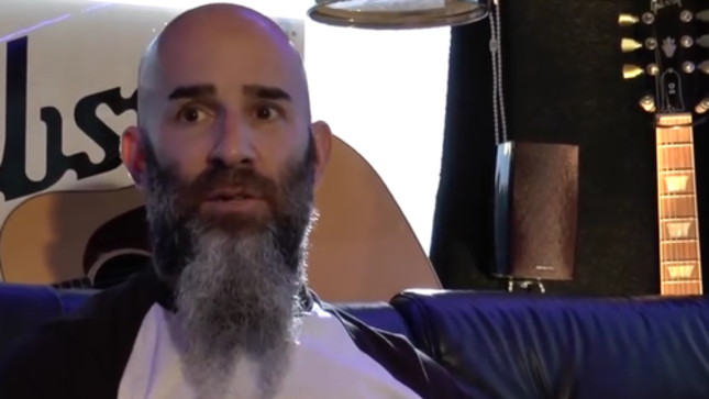 """ANTHRAX Guitarist Scott Ian Talks Formative Years - """"We'd Play 'Ace Of Spades' Faster Than MOTÖRHEAD Because We Weren't Good Yet"""""""