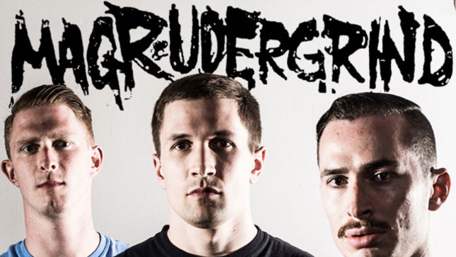 MAGRUDERGRIND Sign With Relapse Records; Label Debut To Arrive Later This Year