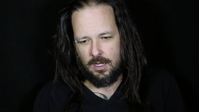 "KORN Frontman Jonathan Davis Reveals Battle With Depression In Video Interview - ""I Still Deal With It To This Very Day; Thank God That I Have My Music To Get Me Through"""