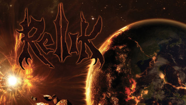 Philadelphia's RELLIK Sign To Horror Pain Gore Death Productions; New Album Coming In March; Track Streaming