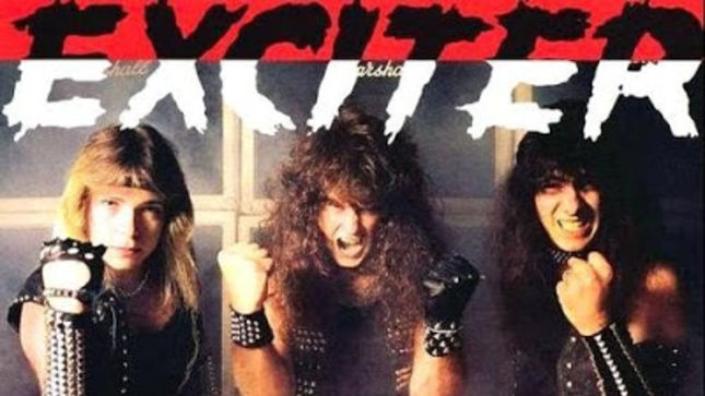 EXCITER's John Ricci Discusses Long Live The Loud Album On Radioactive Metal's Album Autopsy; Audio