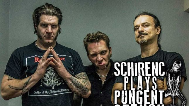 SCHIRENC To Play PUNGENT STENCH For First Time In 21 Years At Obscene Extreme America 2015