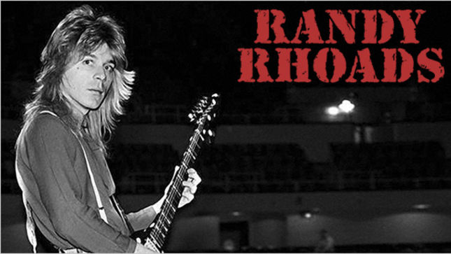 Immortal RANDY RHOADS: The Ultimate Tribute - Full Album Stream Available
