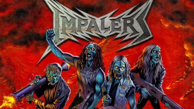 IMPALERS Sign With Evil EyE Records
