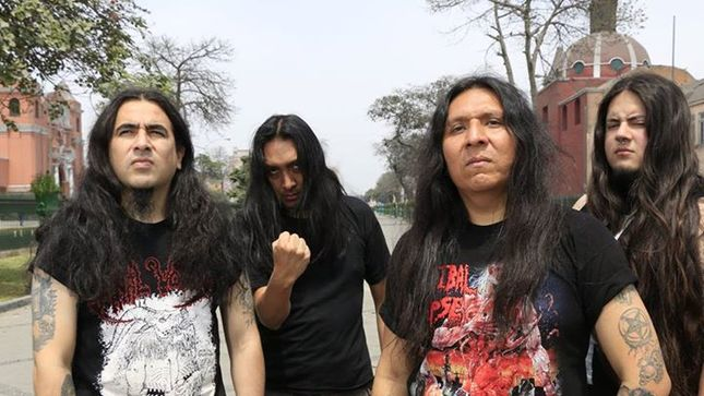 ANAL VOMIT To Release Peste Negra, Muerta Negra In May