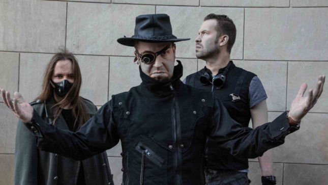 London's SPECTRAL DARKWAVE Release Last First Contact Documentary Part 1