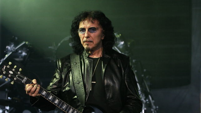 BLACK SABBATH Guitar Legend TONY IOMMI – Great Lefty Tribute Album Tracklisting Revealed