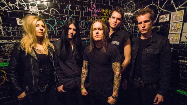 Christopher Amott's ARMAGEDDON Joined By Former NIGHTRAGE Vocalist Antony Hämäläinen
