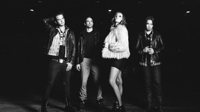 HALESTORM To Release New Documentary Photo Book To Hale And Back In May