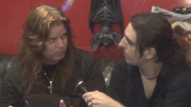 """Guitarist CRAIG GOLDY On DIO DISCIPLES - """"It's A Lot Like A Memorial Service, In The Form Of A Rock Concert""""; Video Interview Streaming"""