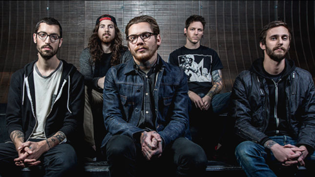 THE DEVIL WEARS PRADA Return To Rise Records; Space EP Due This Summer
