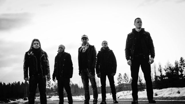 Finland's BLOODRED HOURGLASS Streaming Opening Track From Next Album