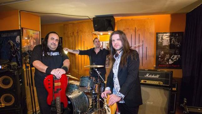 Sicilian Guitarist ANTONELLO GILIBERTO – Journey Through My Memory Cover Revealed; Features Former YNGWIE MALMSTEEN, STEVE VAI Members