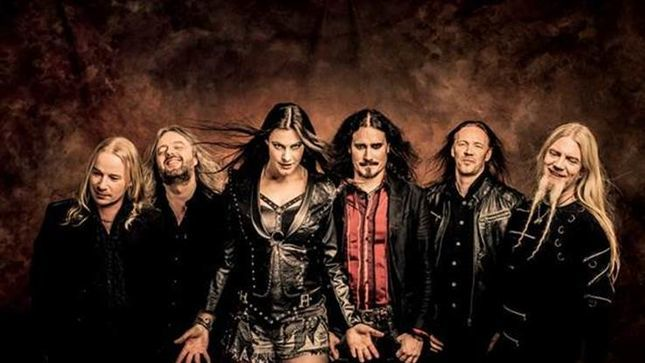NIGHTWISH Mastermind Tuomas Holopainen Talks Endless Forms Most Beautiful Track-ByTrack; Video Available