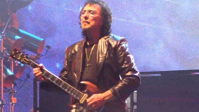 TONY IOMMI Confirmed For Another Appearance At Germany's Musikmesse, For Laney Amplification