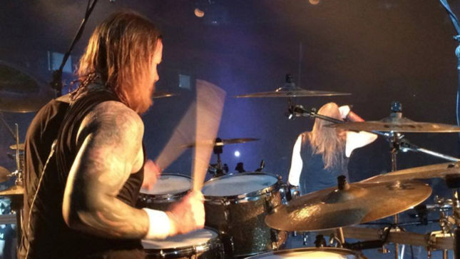 AMON AMARTH Part Ways With Drummer Fredrik Andersson