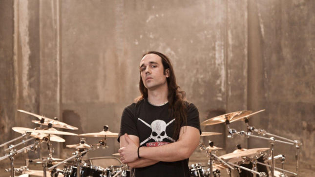 """NILE Drummer GEORGE KOLLIAS Streaming """"Shall Rise/Shall Be Dead"""" Track From Upcoming Invictus Album"""
