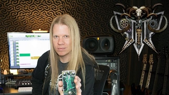 JEFF LOOMIS Limited Signature Pedal Announced