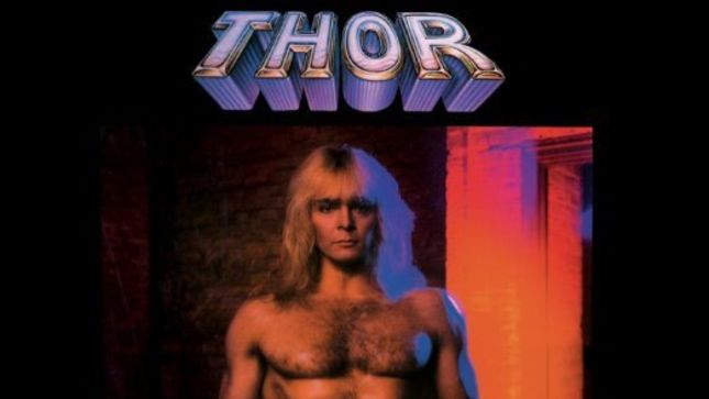 THOR – 1983 Unchained EP To Be Reissued