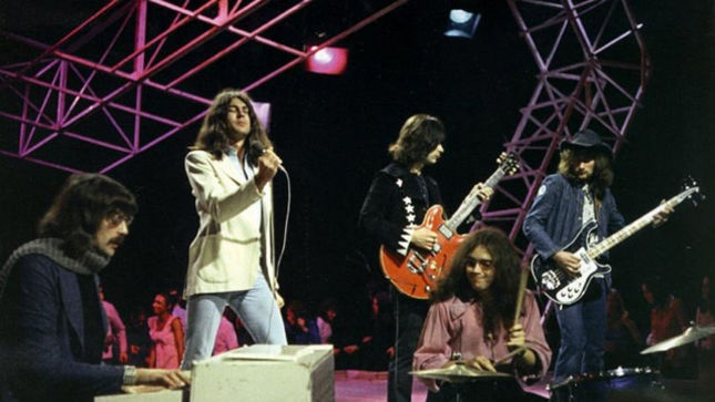 DEEP PURPLE - Long Beach 1971 Due For Release On May 12th