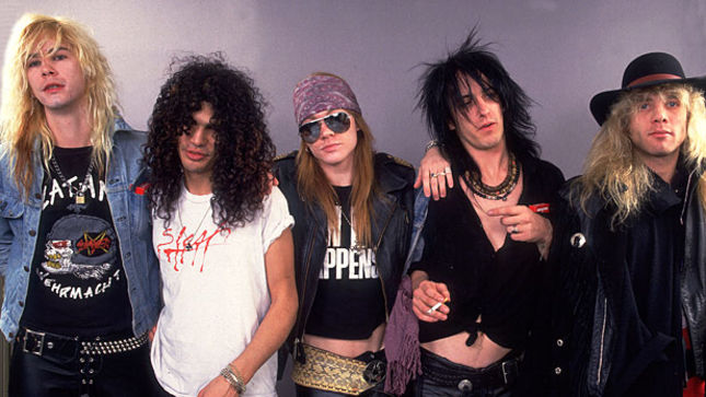 """Former GUNS 'N ROSES Manager Doug Goldstein - """"Clearly There Were Difficulties Between The Manager And AXL ROSE… They Were Having Problems With SLASH""""; One On One With Mitch Lafon Interview Streaming"""