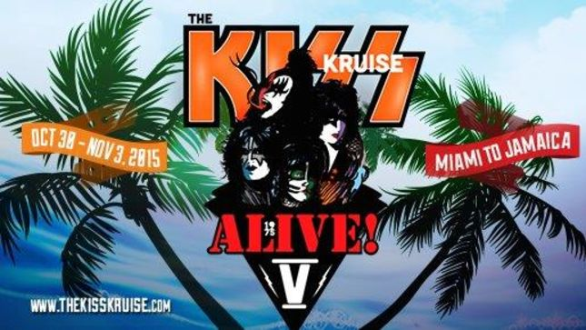 KISS Kruise V 1975's Alive! Official Press Release Issued; More Event Details Revealed