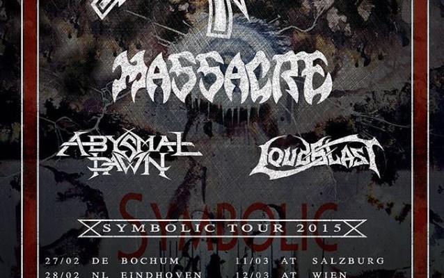 Cynic Europe Tour