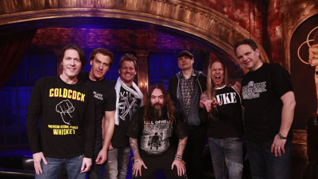 "CHRIS JERICHO, MAX CAVALERA, BILLY CORGAN Guest On The Latest Episode Of VH1 Classic's That Metal Show; FOZZY Guitarist Rich ""The Duke"" Ward Makes His Guest Musician Debut This Week"