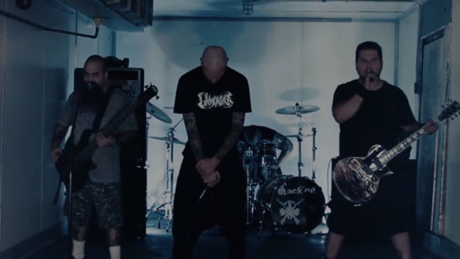 """BLACK OIL Featuring FEAR FACTORY, PRONG, SOULFLY Members Release Video """"Callate"""""""