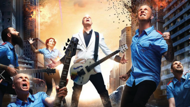DEVIN TOWNSEND Posts Video Update, Reveals Details Of Upcoming Royal Albert Hall Warm-Up Show