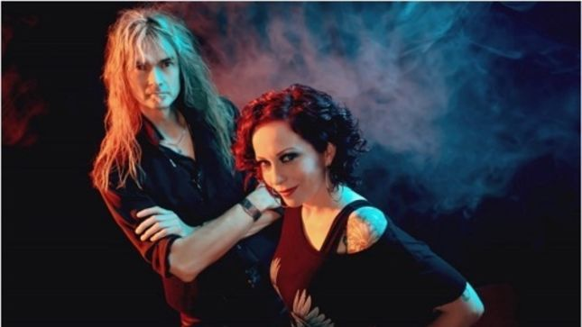 THE GENTLE STORM Featuring ARJEN LUCASSEN And ANNEKE VAN GIERSBERGEN Discuss The Diary, Influences, Live Shows In A Series Of Videos