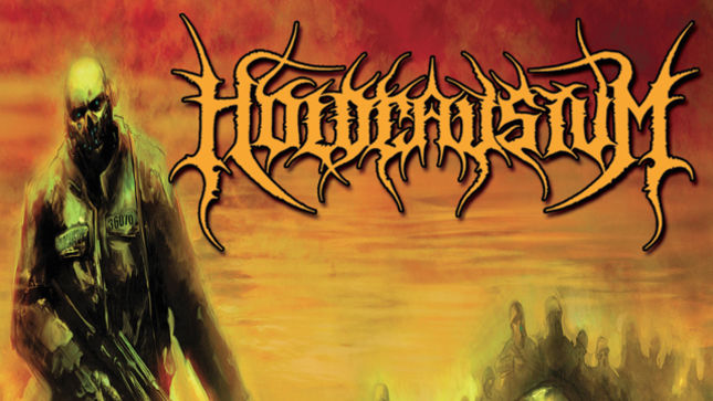 """HOLOCAUSTUM To Release New Album In May; """"Atrocities Of War"""" Track Streaming"""