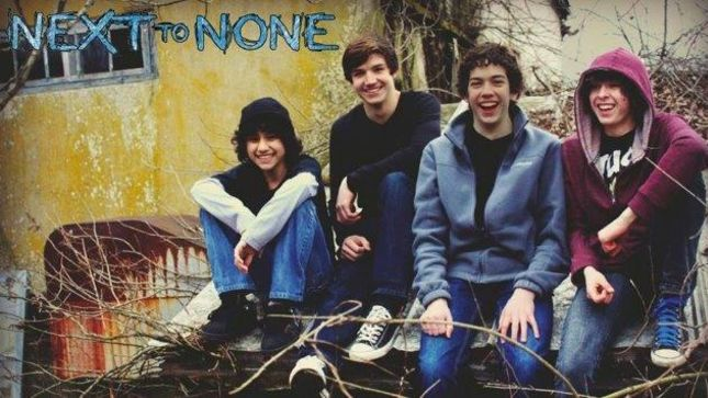 NEXT TO NONE - A Light In The Dark Artwork, Tracklisting Unveiled