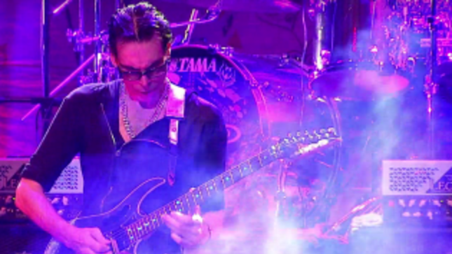 STEVE VAI - Behind-The-Scenes With Sound Engineer GREG WURTH; Video Available