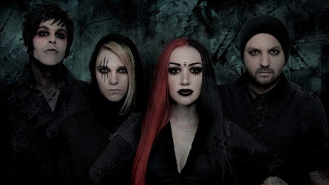 NEW YEARS DAY Begin Recording Process For New Album; Studio Photo Posted