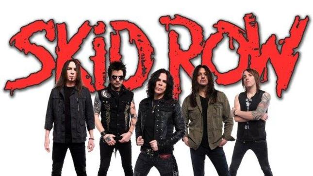 "New SKID ROW Singer TONY HARNELL - ""I've Turned Down Other '80s Bands"""