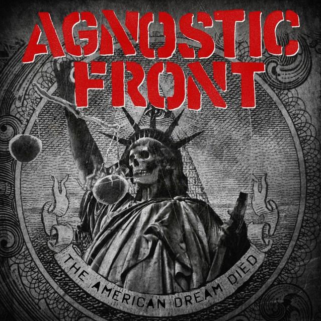 agnosticfrontamericandreamcd