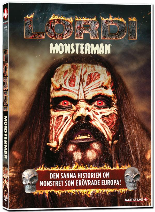 LORDI - DVD INLAY.indd