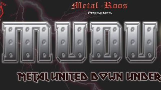 Metal United Down Under 2015 – Lineups Almost Complete