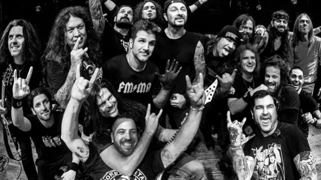 METAL ALLEGIANCE Launch Debut Album Webisode #6 Featuring TRIVIUM's Matt Heafy