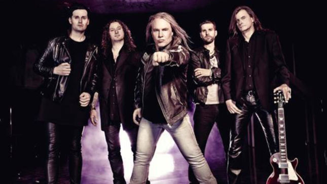 HELLOWEEN Announce European Tour Dates; RAGE, CRIMES OF PASSION To Support