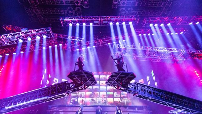 trans siberian orchestra announces the ghosts of christmas eve tour letters from the labyrinth. Black Bedroom Furniture Sets. Home Design Ideas