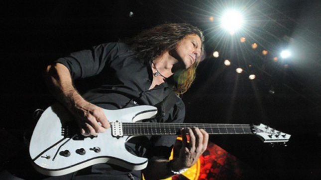 """ACT OF DEFIANCE Guitarist CHRIS BRODERICK On Departure From MEGADETH -""""I Wanted To Get More Of My Own Material Out There, Being Allowed Exist As It Is"""""""