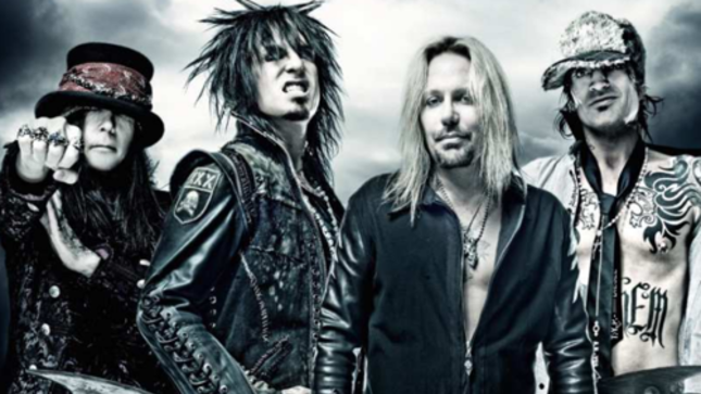"""NIKKI SIXX On The End Of MÖTLEY CRÜE - """"I'm A Huge Fan Of My Band Members, So I Can't Wait To See What Everybody Does On Their Own Terms"""""""