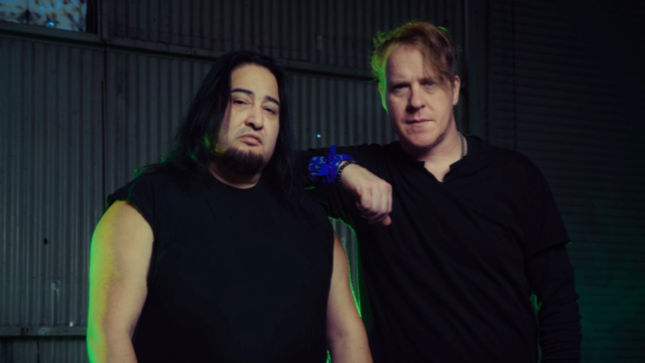 """FEAR FACTORY Frontman BURTON C. BELL Talks Genexus - """"People Are More Excited Than They've Been About One Of Our Records In A Long Time"""""""